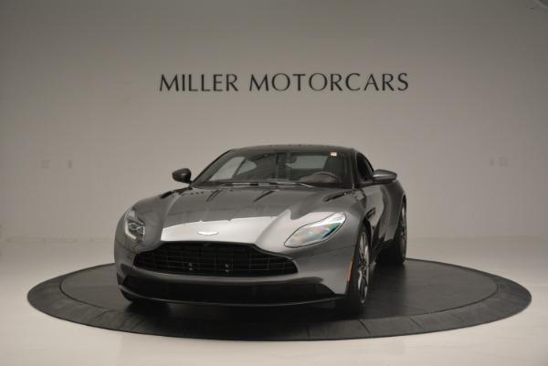 Used 2018 Aston Martin DB11 V12 for sale $167,990 at Bugatti of Greenwich in Greenwich CT 06830 2