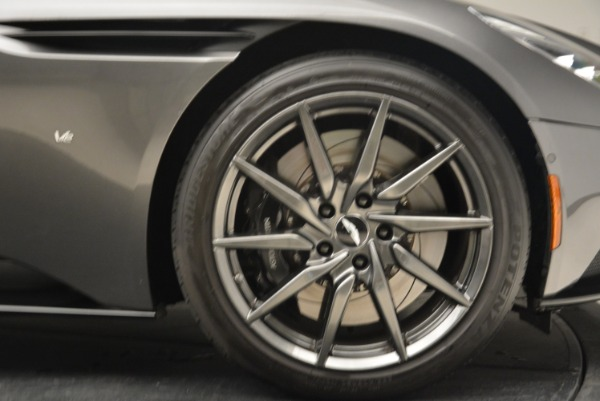 Used 2018 Aston Martin DB11 V12 for sale $167,990 at Bugatti of Greenwich in Greenwich CT 06830 20
