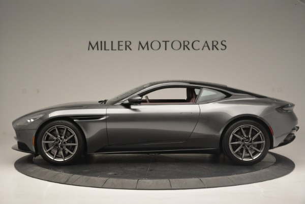 Used 2018 Aston Martin DB11 V12 for sale $167,990 at Bugatti of Greenwich in Greenwich CT 06830 3