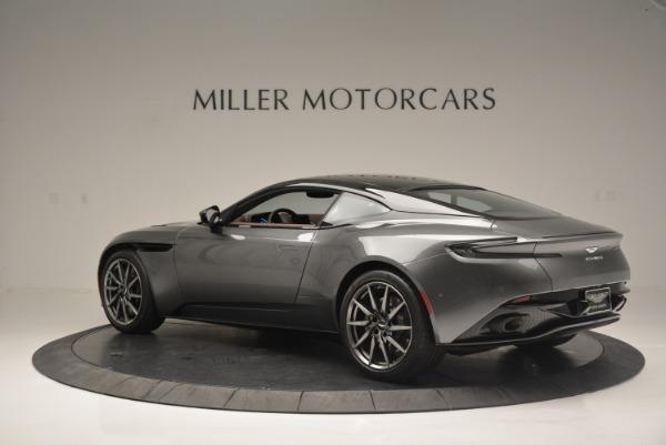 Used 2018 Aston Martin DB11 V12 for sale $167,990 at Bugatti of Greenwich in Greenwich CT 06830 4