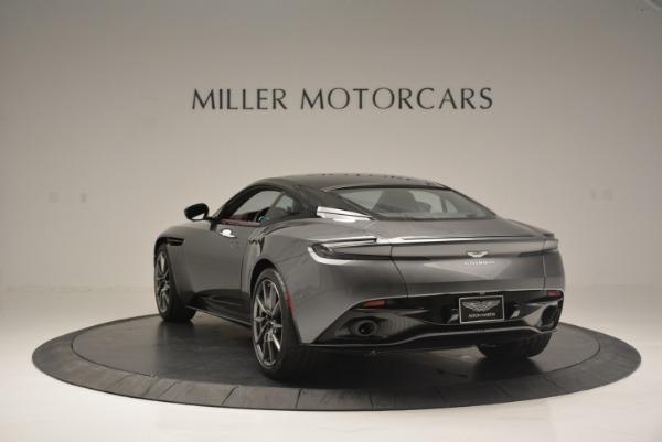 Used 2018 Aston Martin DB11 V12 for sale $167,990 at Bugatti of Greenwich in Greenwich CT 06830 5
