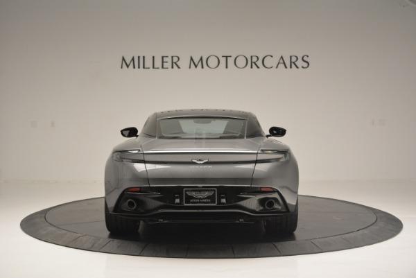 Used 2018 Aston Martin DB11 V12 for sale $167,990 at Bugatti of Greenwich in Greenwich CT 06830 6
