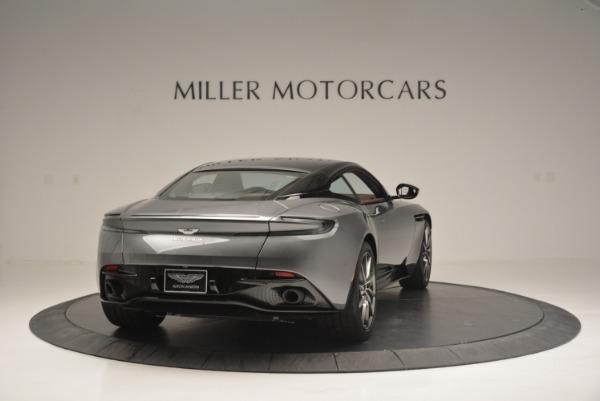 Used 2018 Aston Martin DB11 V12 for sale $167,990 at Bugatti of Greenwich in Greenwich CT 06830 7