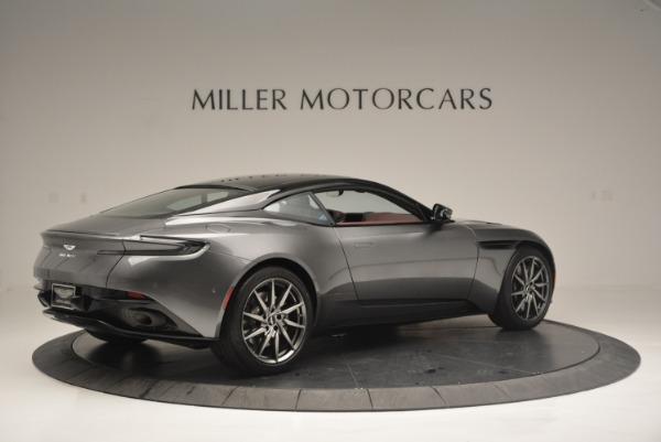 Used 2018 Aston Martin DB11 V12 for sale $167,990 at Bugatti of Greenwich in Greenwich CT 06830 8