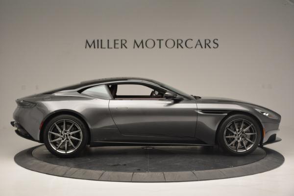 Used 2018 Aston Martin DB11 V12 for sale $167,990 at Bugatti of Greenwich in Greenwich CT 06830 9