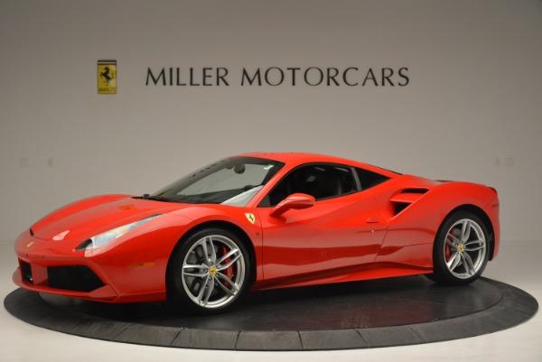 Used 2017 Ferrari 488 GTB for sale Sold at Bugatti of Greenwich in Greenwich CT 06830 2