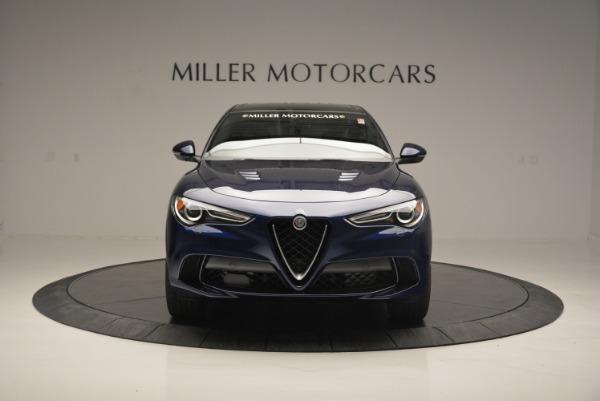 New 2018 Alfa Romeo Stelvio Quadrifoglio for sale Sold at Bugatti of Greenwich in Greenwich CT 06830 12