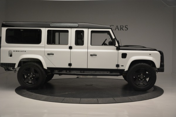 Used 1994 Land Rover Defender 130 Himalaya for sale Sold at Bugatti of Greenwich in Greenwich CT 06830 10