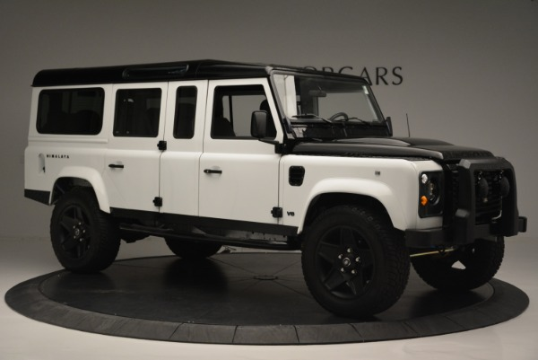 Used 1994 Land Rover Defender 130 Himalaya for sale Sold at Bugatti of Greenwich in Greenwich CT 06830 11