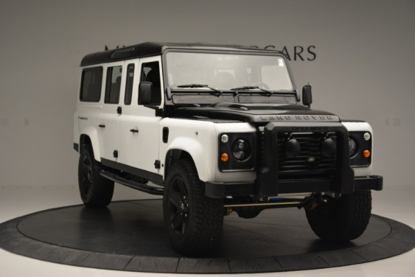 Used 1994 Land Rover Defender 130 Himalaya for sale Sold at Bugatti of Greenwich in Greenwich CT 06830 12