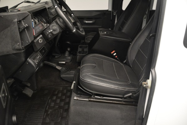 Used 1994 Land Rover Defender 130 Himalaya for sale Sold at Bugatti of Greenwich in Greenwich CT 06830 13