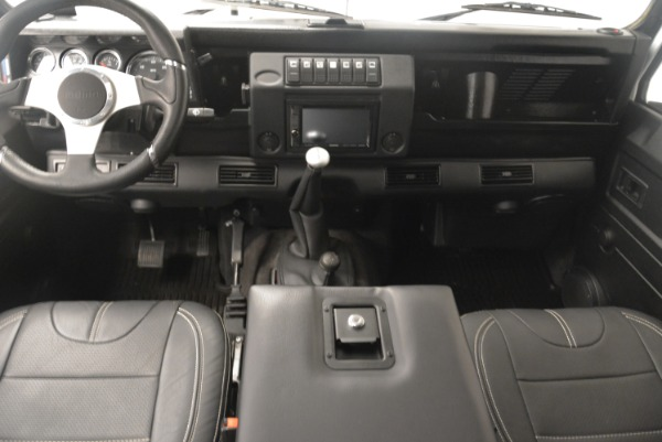 Used 1994 Land Rover Defender 130 Himalaya for sale Sold at Bugatti of Greenwich in Greenwich CT 06830 15