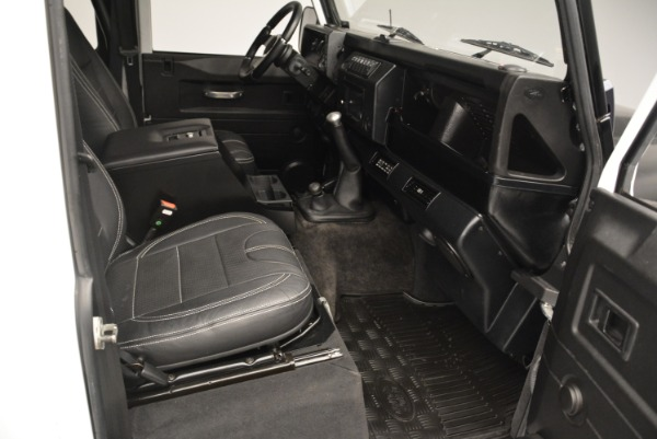 Used 1994 Land Rover Defender 130 Himalaya for sale Sold at Bugatti of Greenwich in Greenwich CT 06830 19