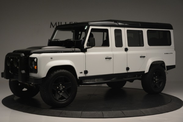 Used 1994 Land Rover Defender 130 Himalaya for sale Sold at Bugatti of Greenwich in Greenwich CT 06830 2