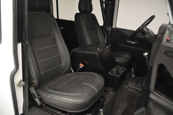 Used 1994 Land Rover Defender 130 Himalaya for sale Sold at Bugatti of Greenwich in Greenwich CT 06830 21