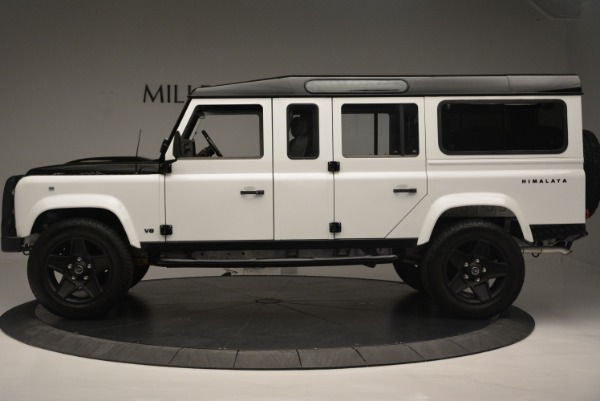 Used 1994 Land Rover Defender 130 Himalaya for sale Sold at Bugatti of Greenwich in Greenwich CT 06830 3