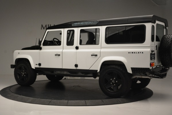 Used 1994 Land Rover Defender 130 Himalaya for sale Sold at Bugatti of Greenwich in Greenwich CT 06830 4