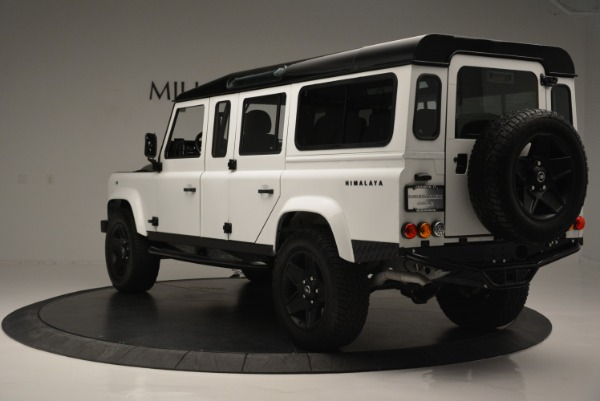 Used 1994 Land Rover Defender 130 Himalaya for sale Sold at Bugatti of Greenwich in Greenwich CT 06830 5
