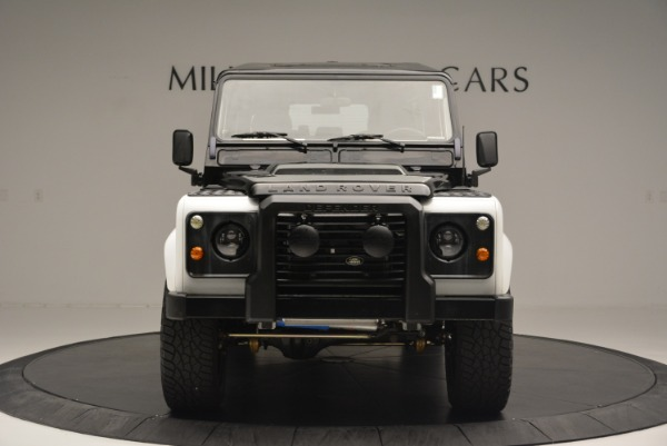 Used 1994 Land Rover Defender 130 Himalaya for sale Sold at Bugatti of Greenwich in Greenwich CT 06830 6