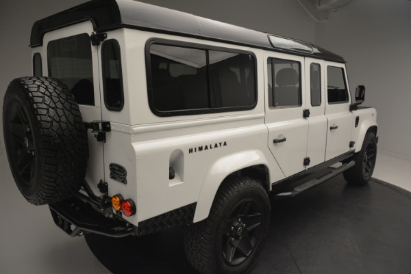 Used 1994 Land Rover Defender 130 Himalaya for sale Sold at Bugatti of Greenwich in Greenwich CT 06830 8