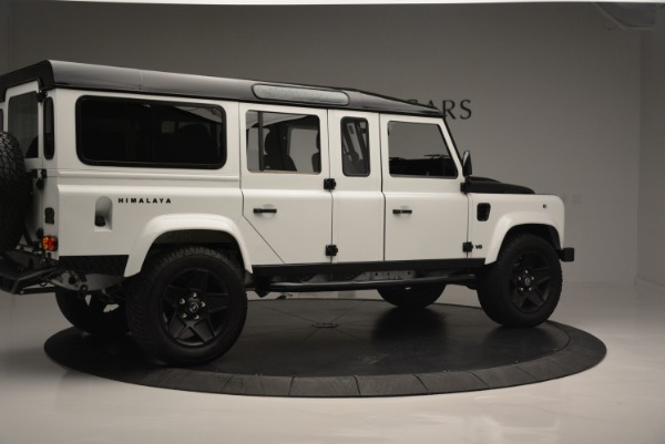 Used 1994 Land Rover Defender 130 Himalaya for sale Sold at Bugatti of Greenwich in Greenwich CT 06830 9