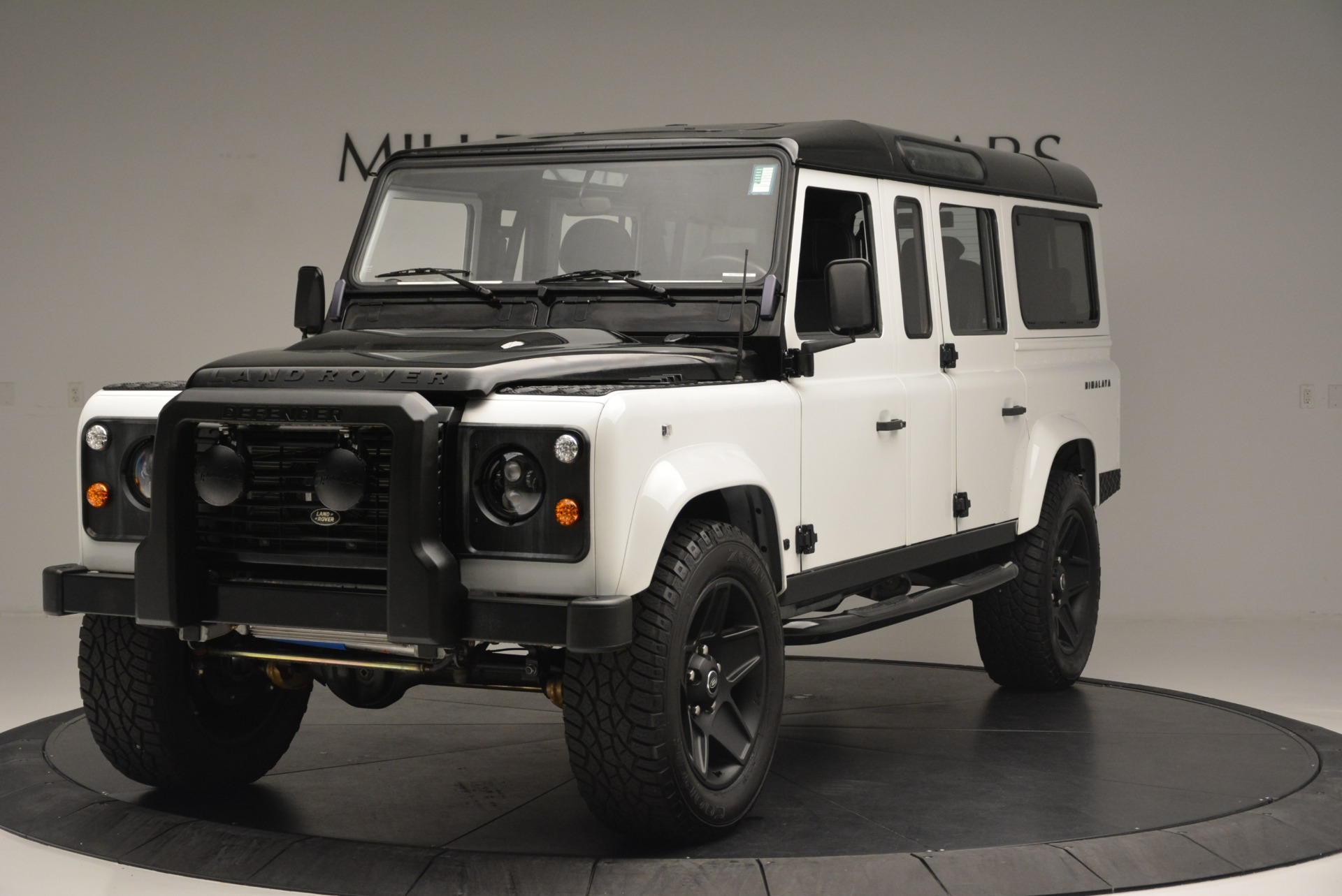 Used 1994 Land Rover Defender 130 Himalaya for sale Sold at Bugatti of Greenwich in Greenwich CT 06830 1