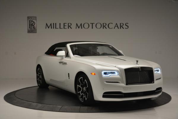 Used 2018 Rolls-Royce Dawn Black Badge for sale Sold at Bugatti of Greenwich in Greenwich CT 06830 15