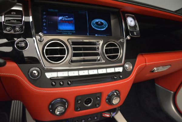 Used 2018 Rolls-Royce Dawn Black Badge for sale Sold at Bugatti of Greenwich in Greenwich CT 06830 21