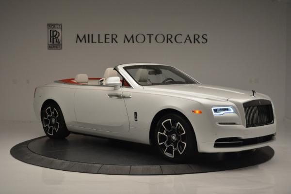 Used 2018 Rolls-Royce Dawn Black Badge for sale Sold at Bugatti of Greenwich in Greenwich CT 06830 7