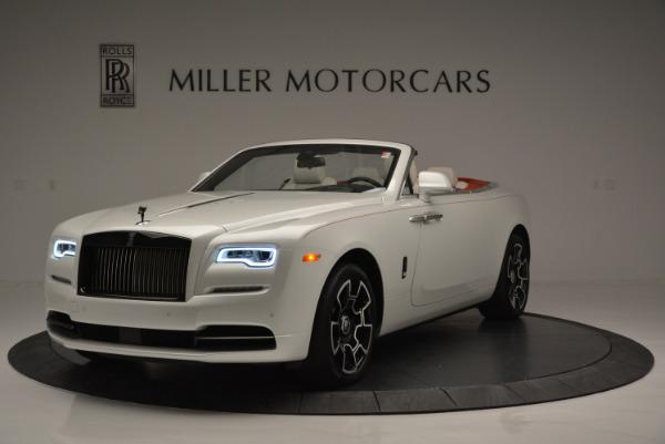 Used 2018 Rolls-Royce Dawn Black Badge for sale Sold at Bugatti of Greenwich in Greenwich CT 06830 1