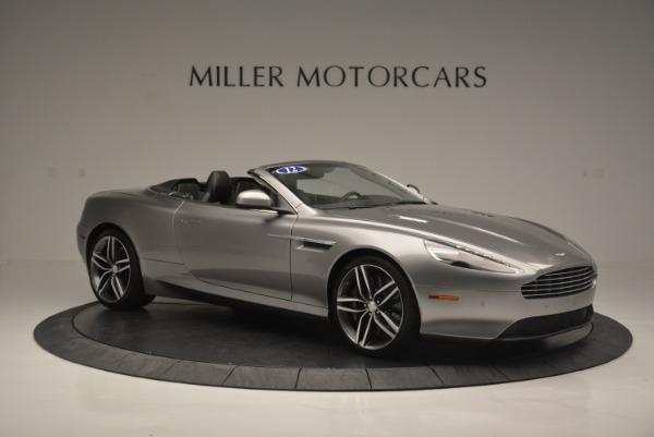 Used 2012 Aston Martin Virage Volante for sale Sold at Bugatti of Greenwich in Greenwich CT 06830 10