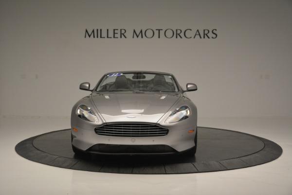Used 2012 Aston Martin Virage Volante for sale Sold at Bugatti of Greenwich in Greenwich CT 06830 12