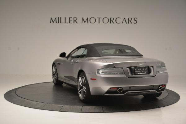 Used 2012 Aston Martin Virage Volante for sale Sold at Bugatti of Greenwich in Greenwich CT 06830 17