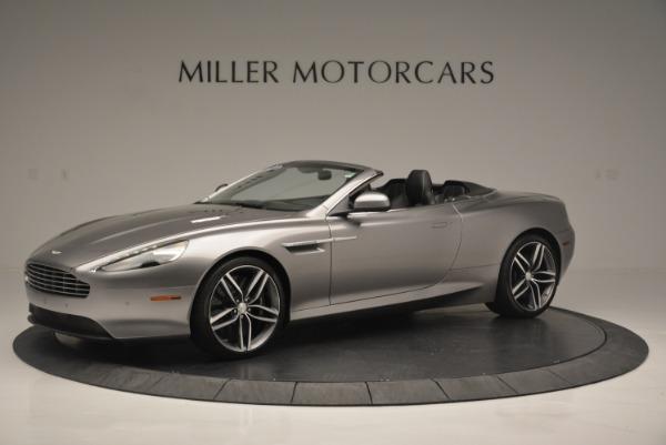 Used 2012 Aston Martin Virage Volante for sale Sold at Bugatti of Greenwich in Greenwich CT 06830 2