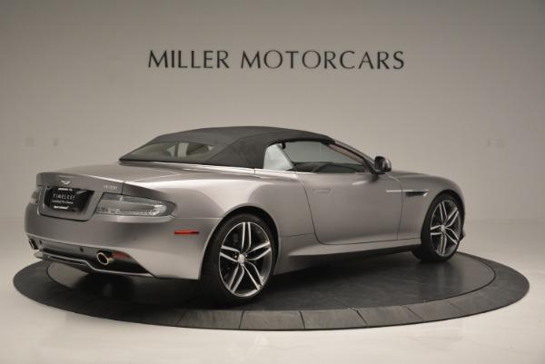 Used 2012 Aston Martin Virage Volante for sale Sold at Bugatti of Greenwich in Greenwich CT 06830 20