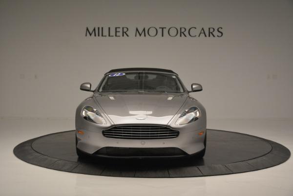 Used 2012 Aston Martin Virage Volante for sale Sold at Bugatti of Greenwich in Greenwich CT 06830 24