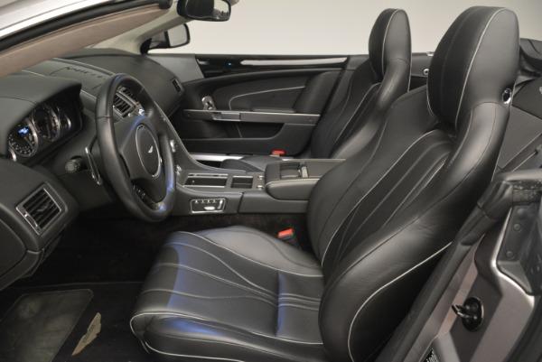Used 2012 Aston Martin Virage Volante for sale Sold at Bugatti of Greenwich in Greenwich CT 06830 25