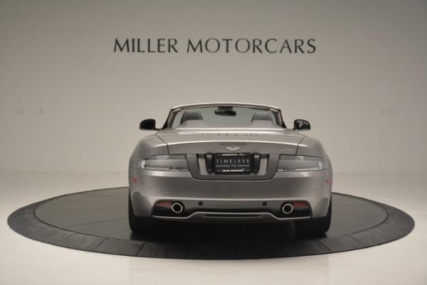 Used 2012 Aston Martin Virage Volante for sale Sold at Bugatti of Greenwich in Greenwich CT 06830 6