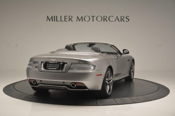 Used 2012 Aston Martin Virage Volante for sale Sold at Bugatti of Greenwich in Greenwich CT 06830 7