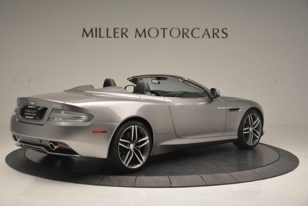 Used 2012 Aston Martin Virage Volante for sale Sold at Bugatti of Greenwich in Greenwich CT 06830 8