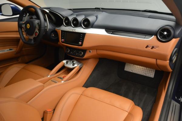 Used 2015 Ferrari FF for sale $165,900 at Bugatti of Greenwich in Greenwich CT 06830 18