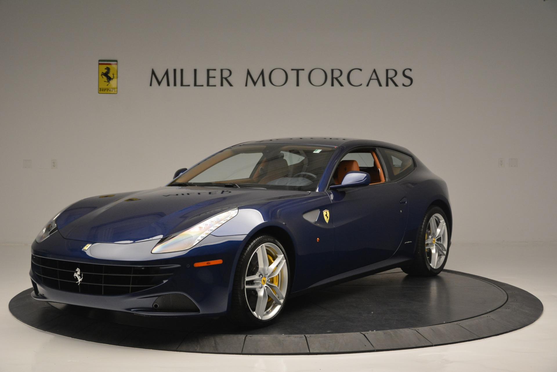 Used 2015 Ferrari FF for sale $165,900 at Bugatti of Greenwich in Greenwich CT 06830 1