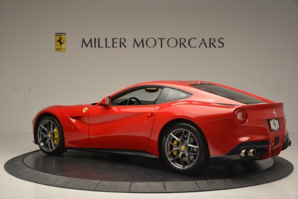 Used 2014 Ferrari F12 Berlinetta for sale Sold at Bugatti of Greenwich in Greenwich CT 06830 4