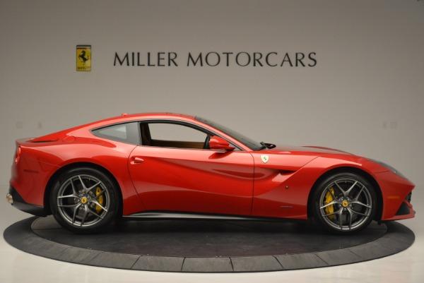 Used 2014 Ferrari F12 Berlinetta for sale Sold at Bugatti of Greenwich in Greenwich CT 06830 9