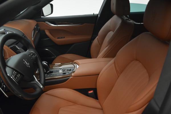 New 2018 Maserati Levante S Q4 GranLusso for sale Sold at Bugatti of Greenwich in Greenwich CT 06830 16