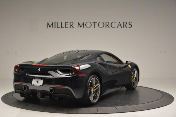 Used 2018 Ferrari 488 GTB for sale Sold at Bugatti of Greenwich in Greenwich CT 06830 7