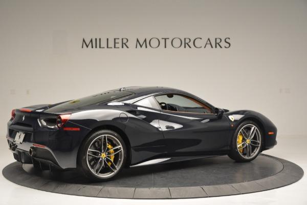 Used 2018 Ferrari 488 GTB for sale Sold at Bugatti of Greenwich in Greenwich CT 06830 8