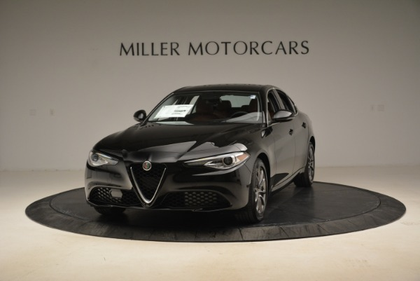 New 2018 Alfa Romeo Giulia Q4 for sale Sold at Bugatti of Greenwich in Greenwich CT 06830 1
