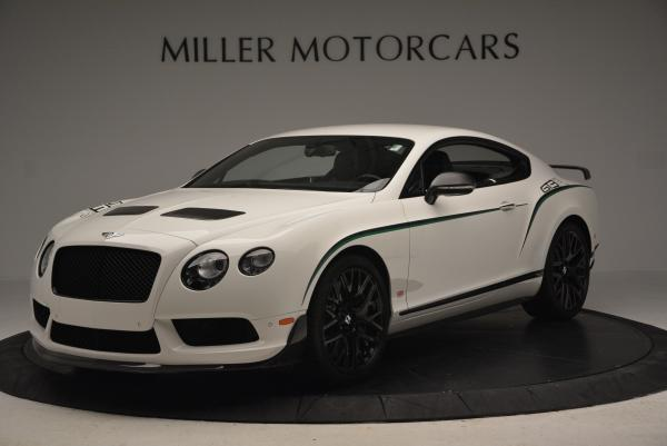 Used 2015 Bentley GT GT3-R for sale Sold at Bugatti of Greenwich in Greenwich CT 06830 2