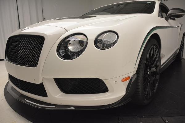 Used 2015 Bentley GT GT3-R for sale Sold at Bugatti of Greenwich in Greenwich CT 06830 21